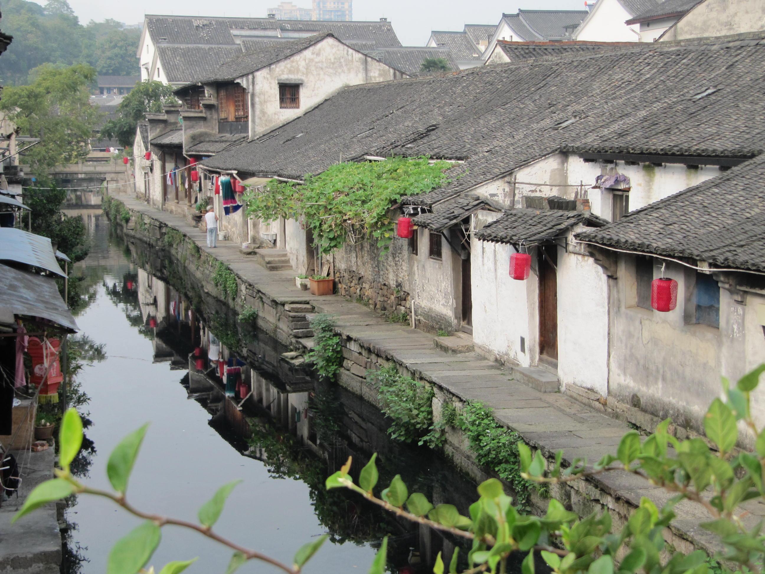 kanały w Shaoxing2
