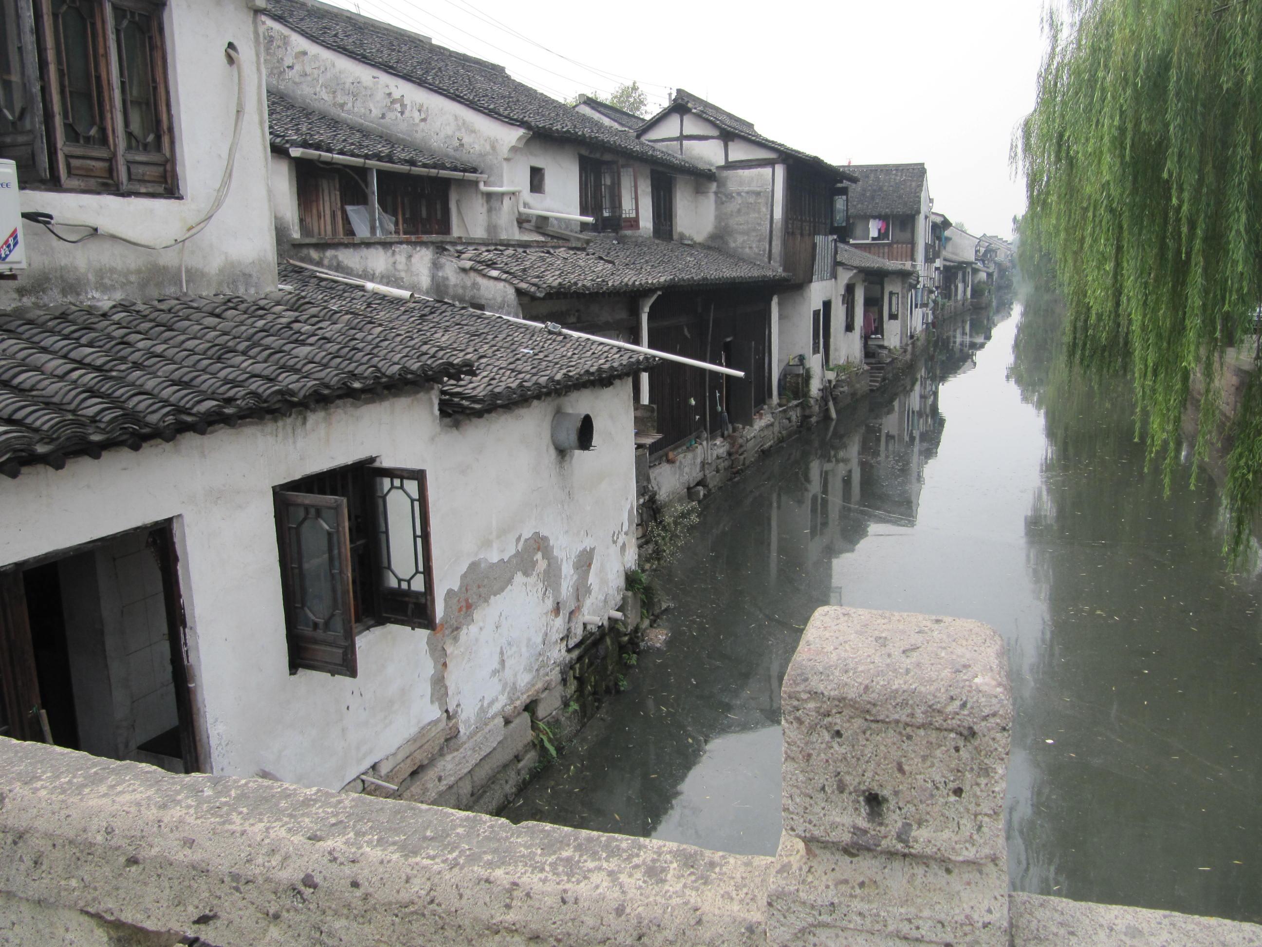 kanały w Shaoxing3