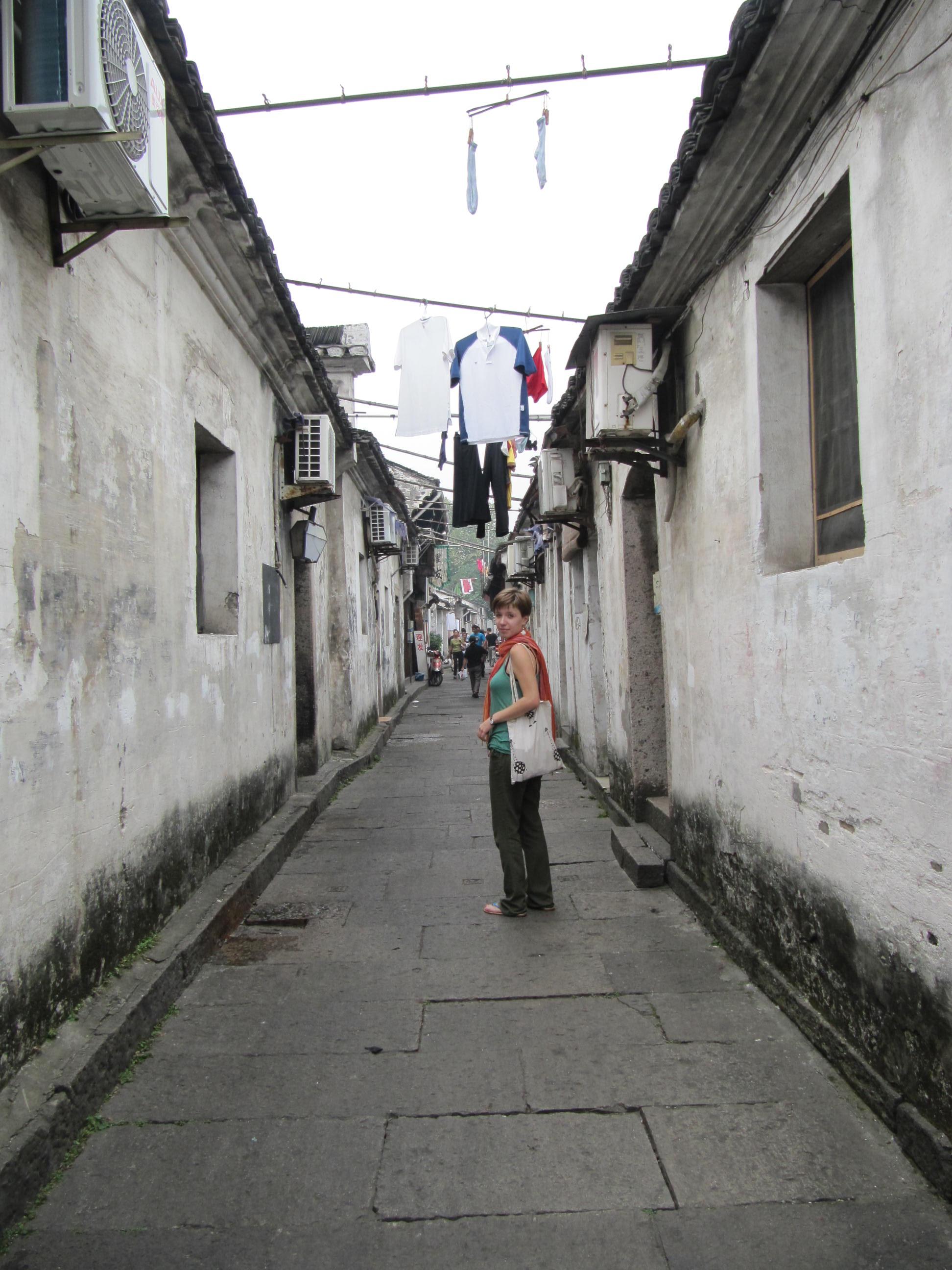 uliczki Shaoxing2