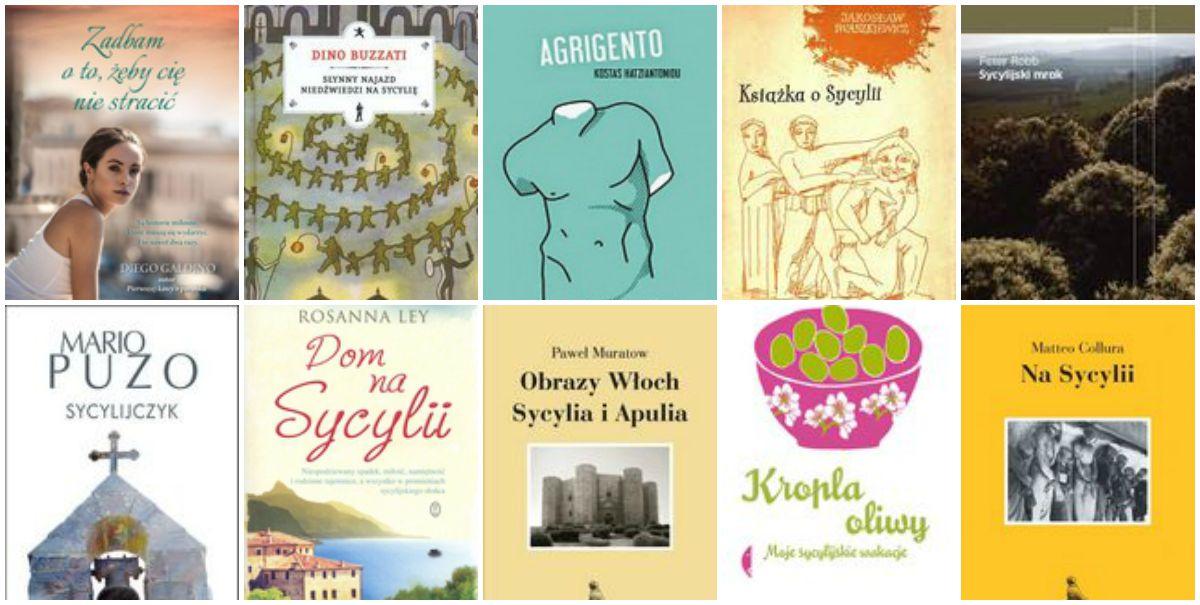 10 Książek O Sycylii Które Warto Przeczytać Konkurs