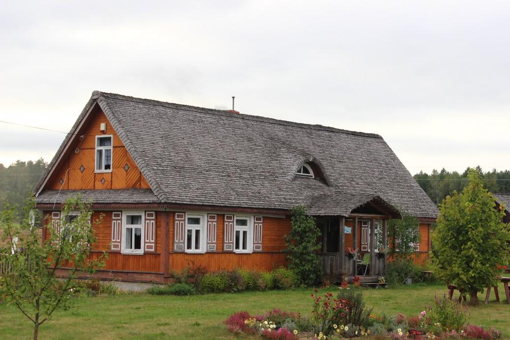 agroturystyka Raduha w Puchłach prowadzona przez dyrektora Białowieskiego Parku Narodowego