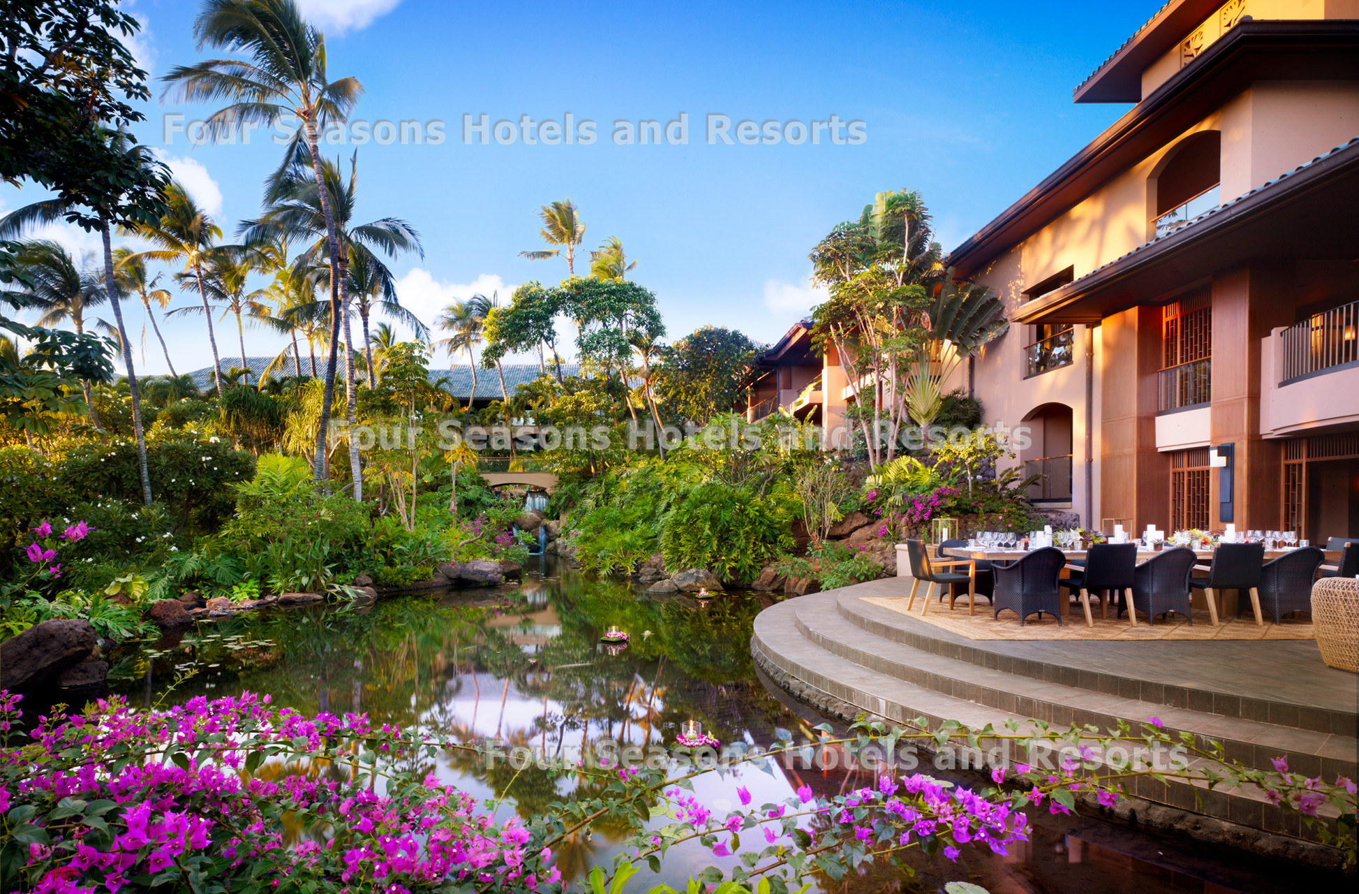 Four Seasons na Hawajach / fot. B. Kraft, www.fourseasons.com