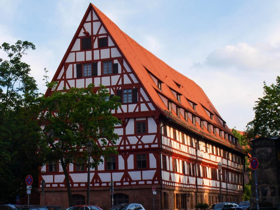 I coraz więcej domów w pruskie kraty