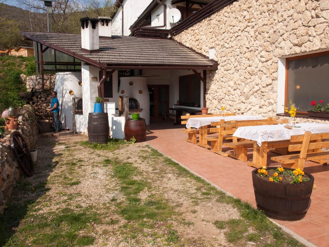 gospodarstwo eko-agroturystyczne w Jablonovie nad Turnou na Słowacji