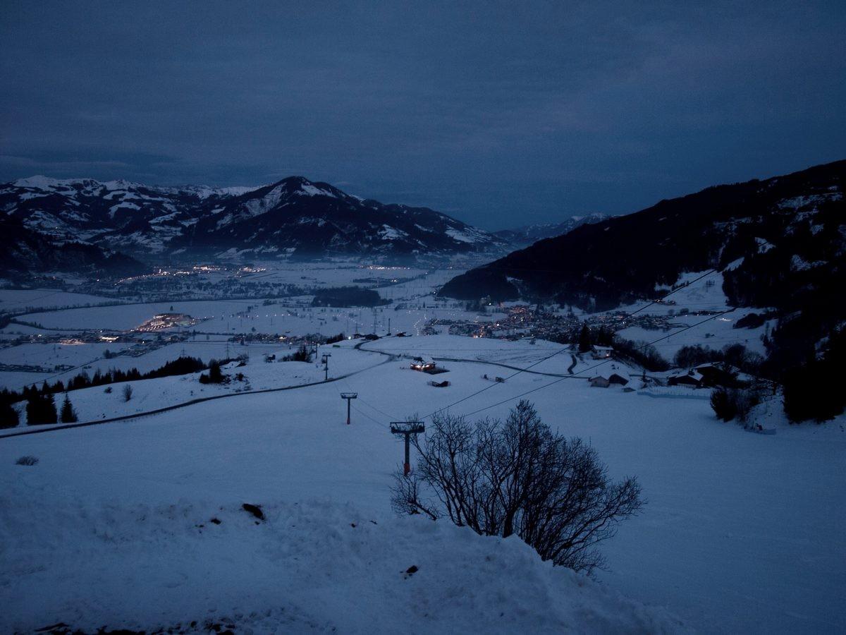 Kaprun i Zell am See - narty w Austrii (3)