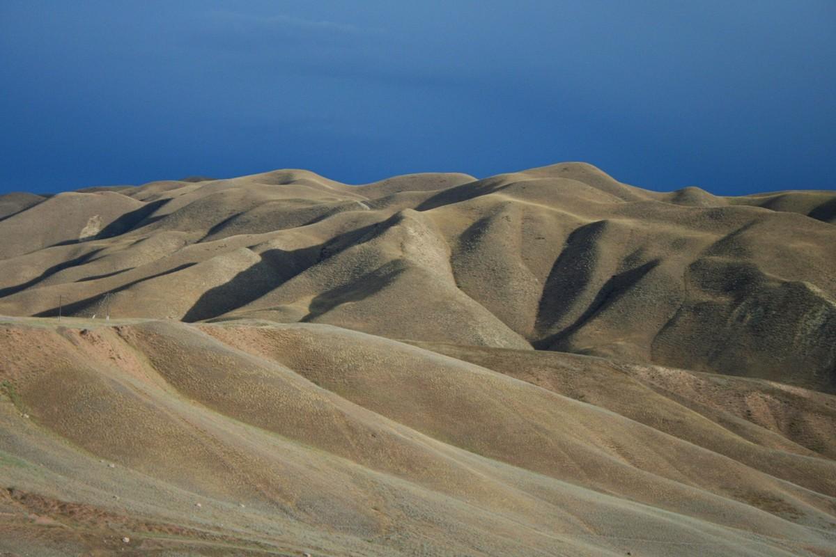 Toktogul - jezioro Kirgistan (3)