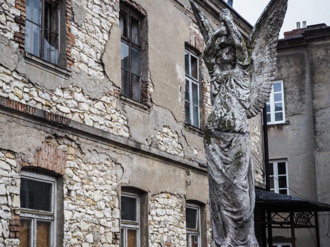 podwórka w Częstochowie