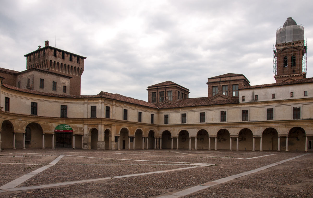 Mantua zamek