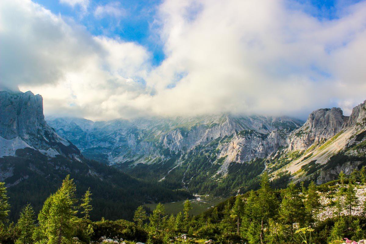 Triglav i Alpy Julijske w Słowenii (1)