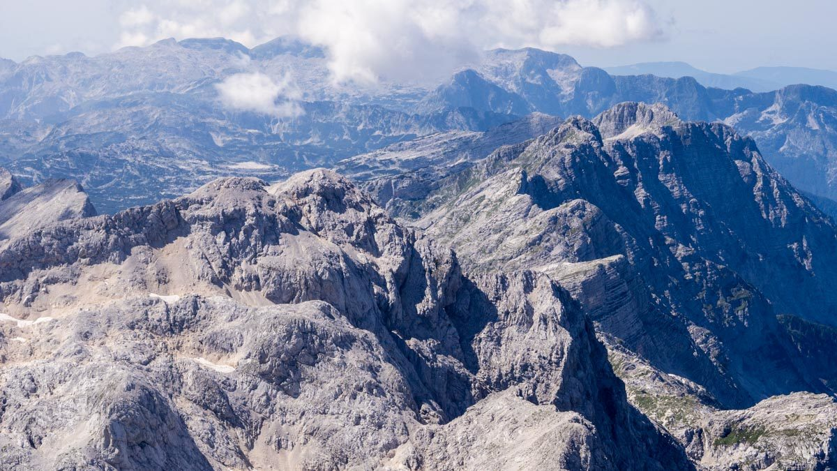 Triglav i Alpy Julijskie