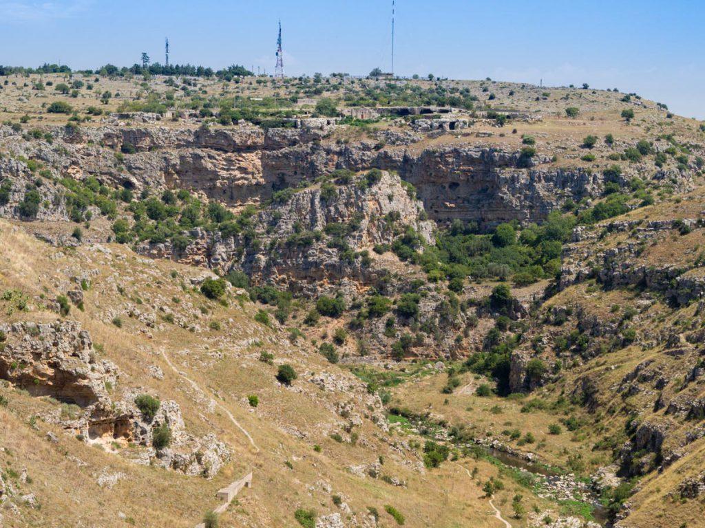 Matera park narodowy Murgia