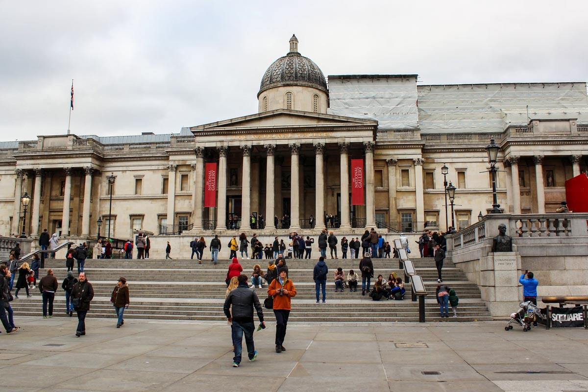 Londyn National Gallery