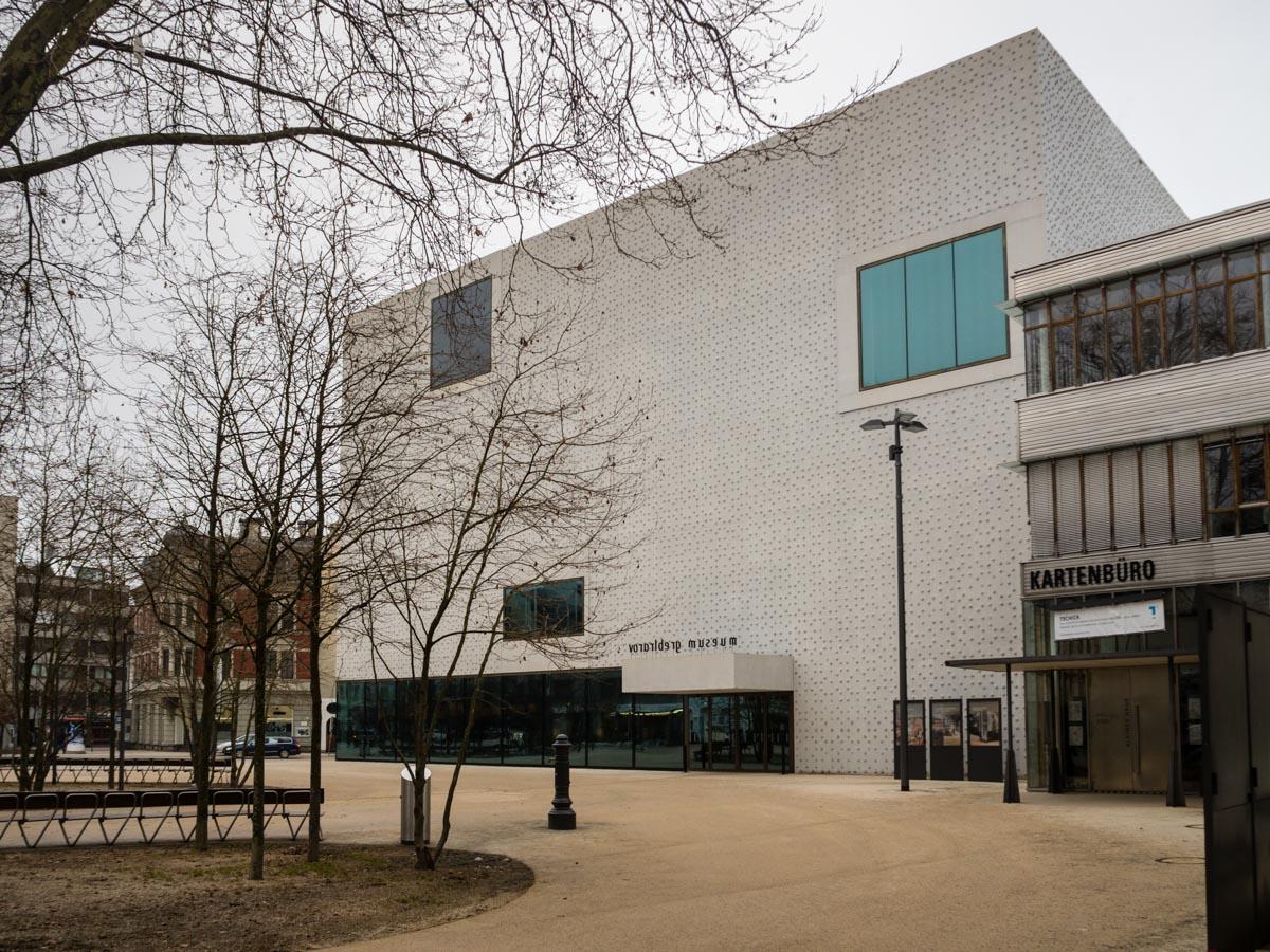 las bregencki architektura