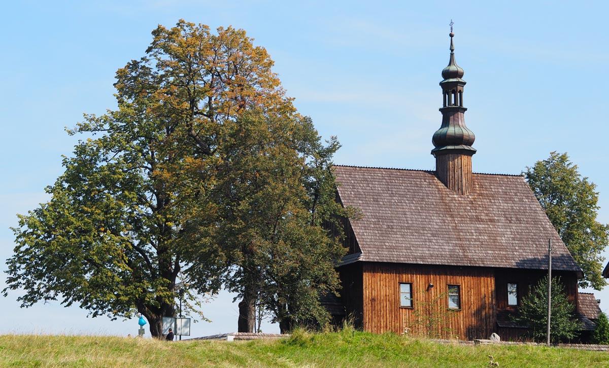 kościół w Chabówce