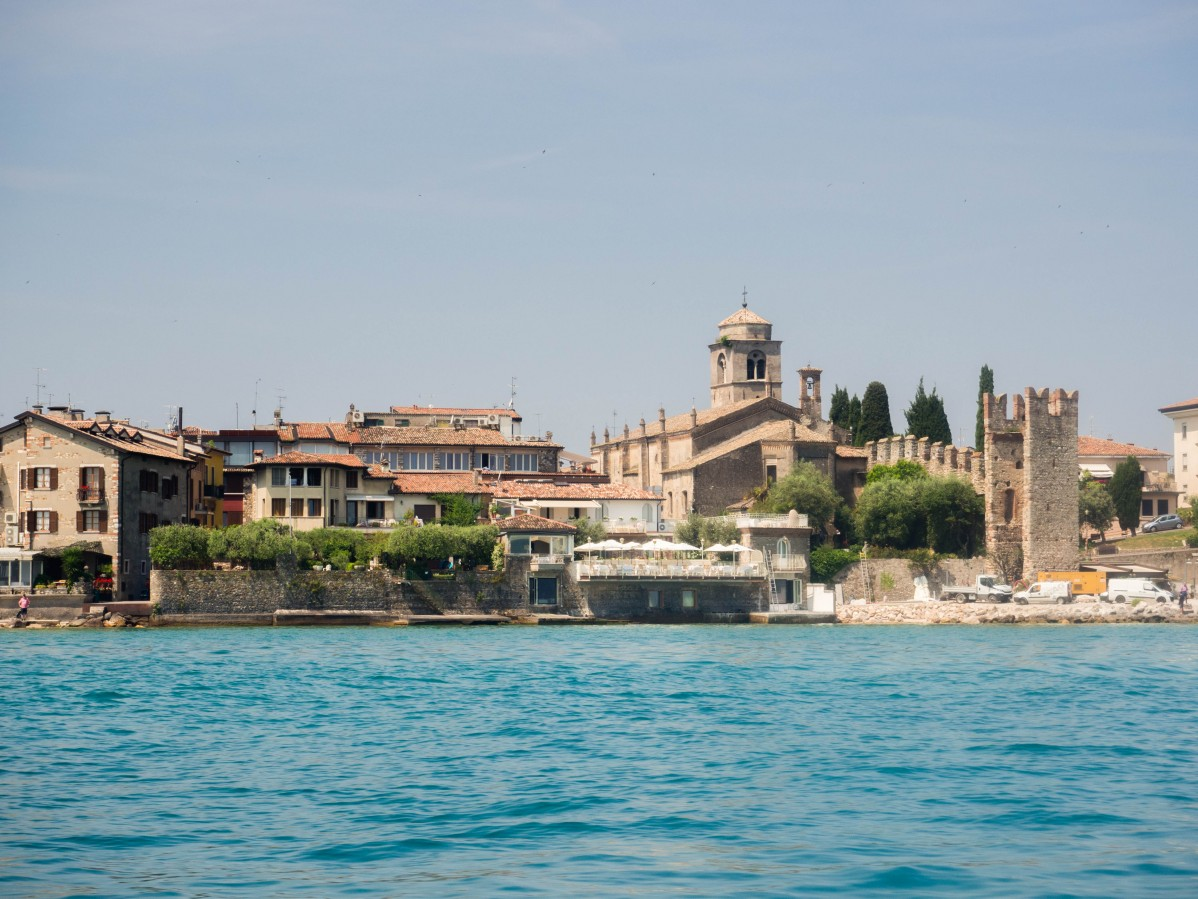 Sirmione jezioro Garda wycieczka (8)