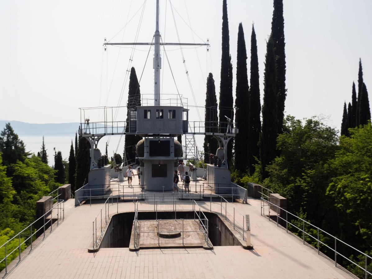 Vittoriale jezioro garda wycieczka (1)