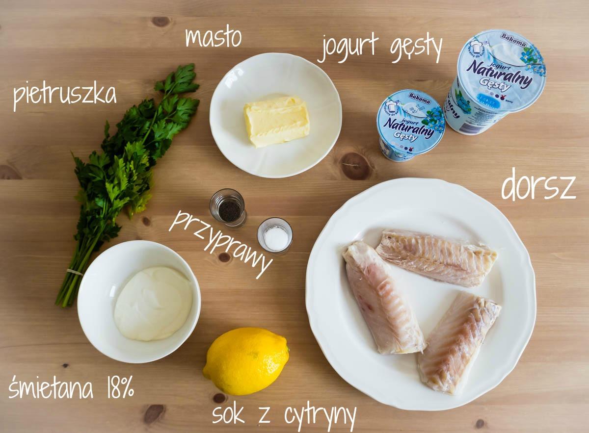 fiskekauer przepis placuszki z ryby