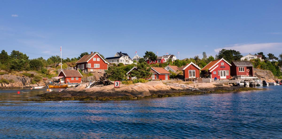 Norwegia najwieksze atrakcje Lyngor