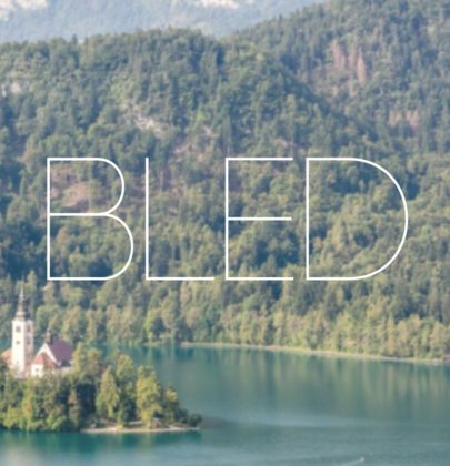 Jak tu ugryźć Bled?