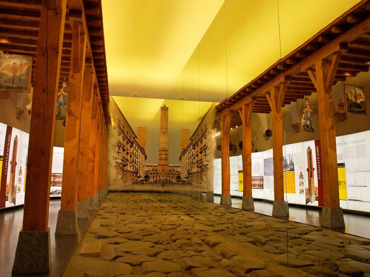 Bolonia Museo della Storia