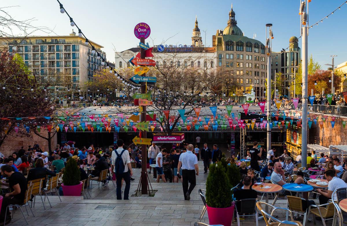 Budapeszt dzielnica żydowska