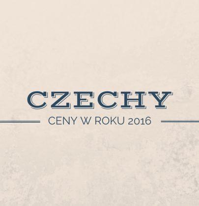 Ceny w Czechach w 2016 roku