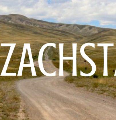 Kazachstan: trasa naszej wycieczki
