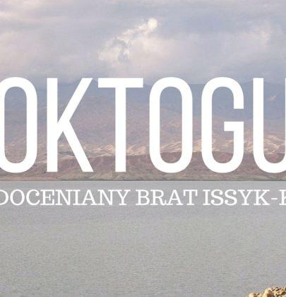 Kirgistan to nie tylko Issyk-Kul! Jezioro Toktogul jest równie piękne!