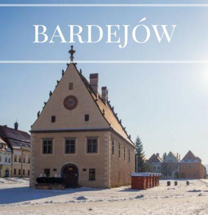 Bardejów: skromne UNESCO przy granicy z Polską