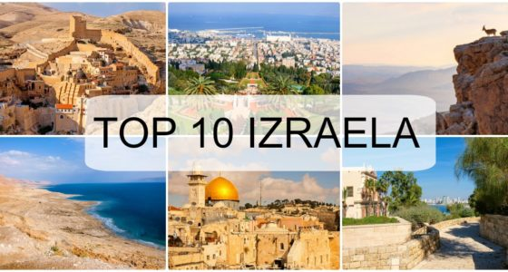 Izrael: 10 miejsc, które zwaliły mnie z nóg