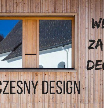 Las Bregencki: architektura drewniana? A to ci niespodzianka!