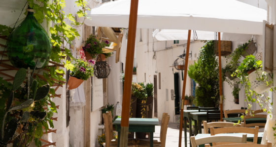Locorotondo – miasteczko stworzone do odpoczynku