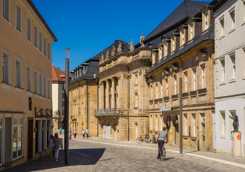 Opera Margrabiów w Bayreuth UNESCO