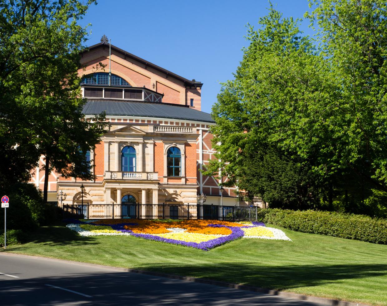 Opera Wagnera w Bayreuth