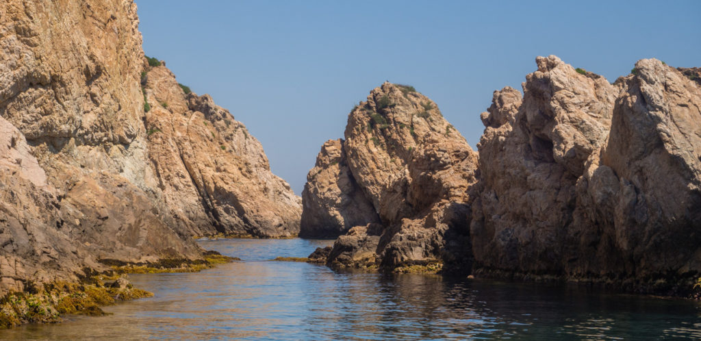 Costa Brava czyli dzikie wybrzeże