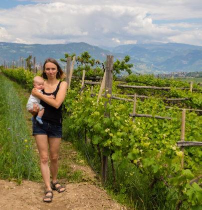 """Caldaro i Strada del Vino: """"Bezdroża"""" Południowego Tyrolu"""