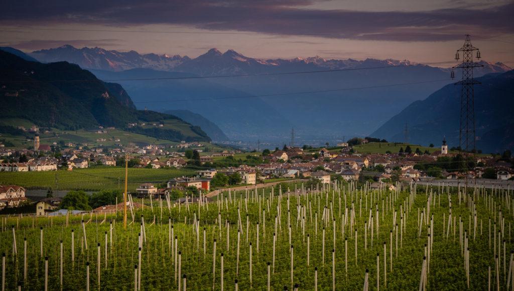Bolzano i strada del Vino Caldaro