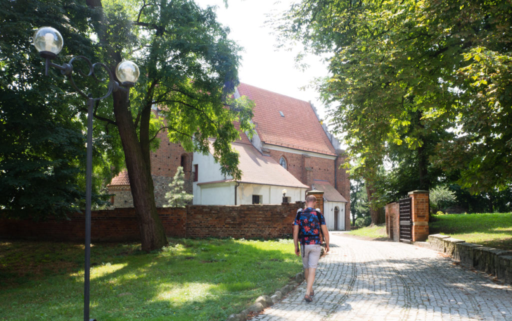 Lubiń klasztor