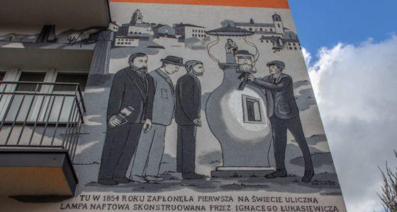 Tam, gdzie świeci lampa Łukasiewicza – o ludziach z okolic Gorlic