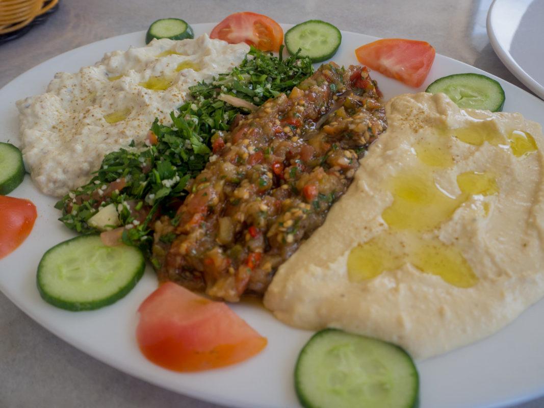 jedzenie w Omanie