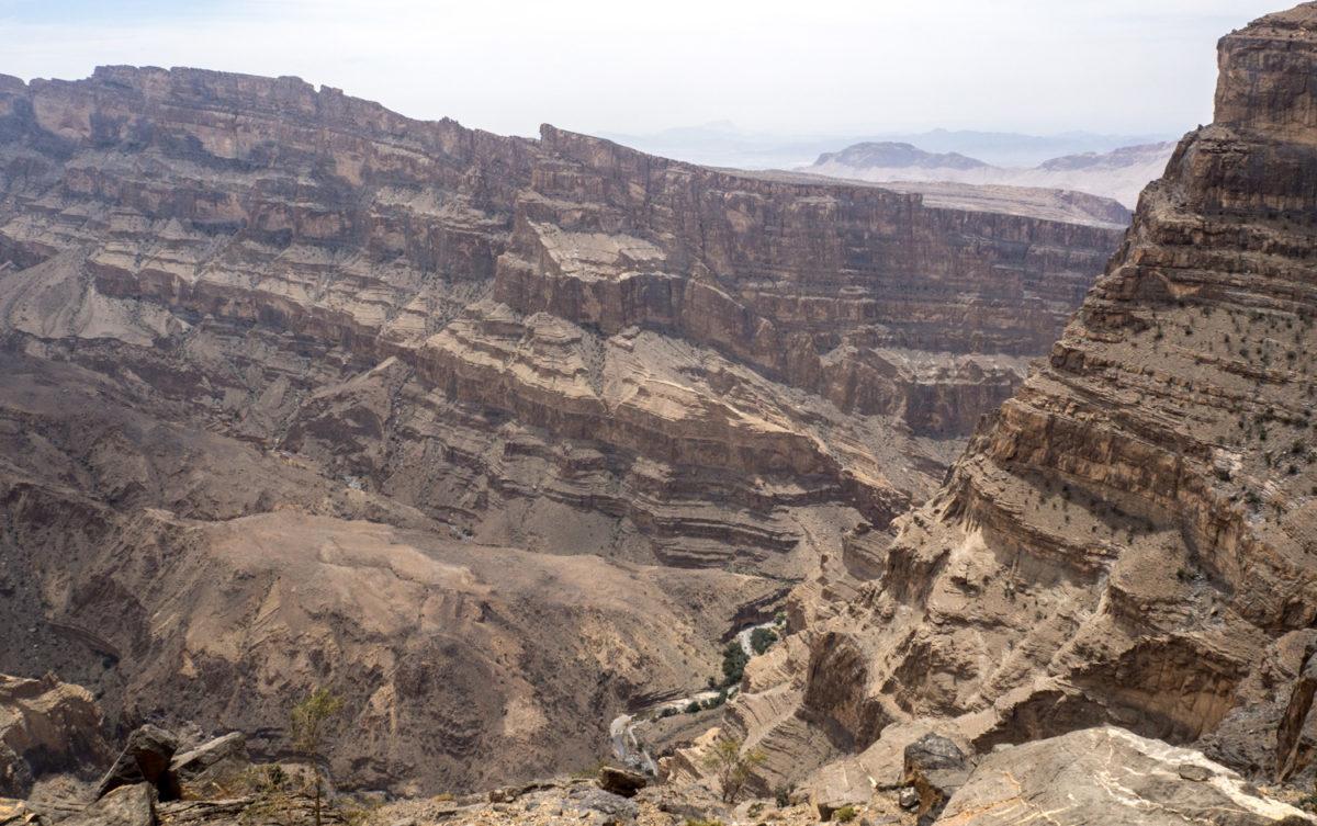 Jabel shams kanion
