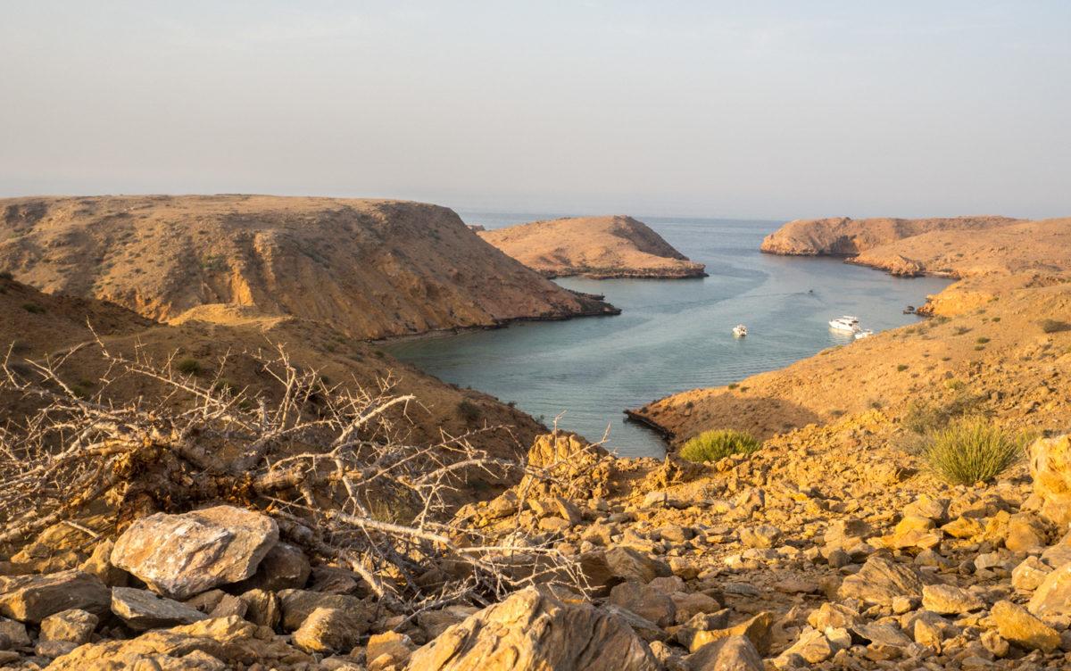 Oman wycieczka