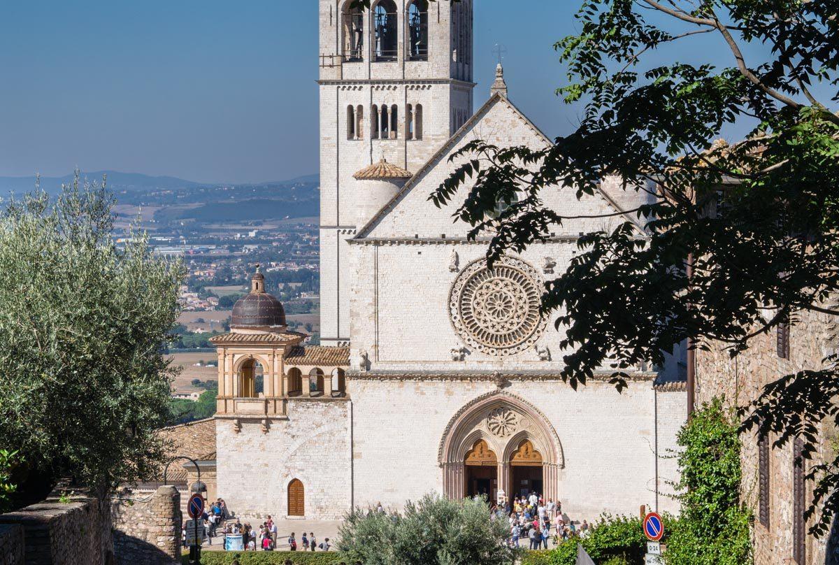 bazylika św Franciszka z Asyżu
