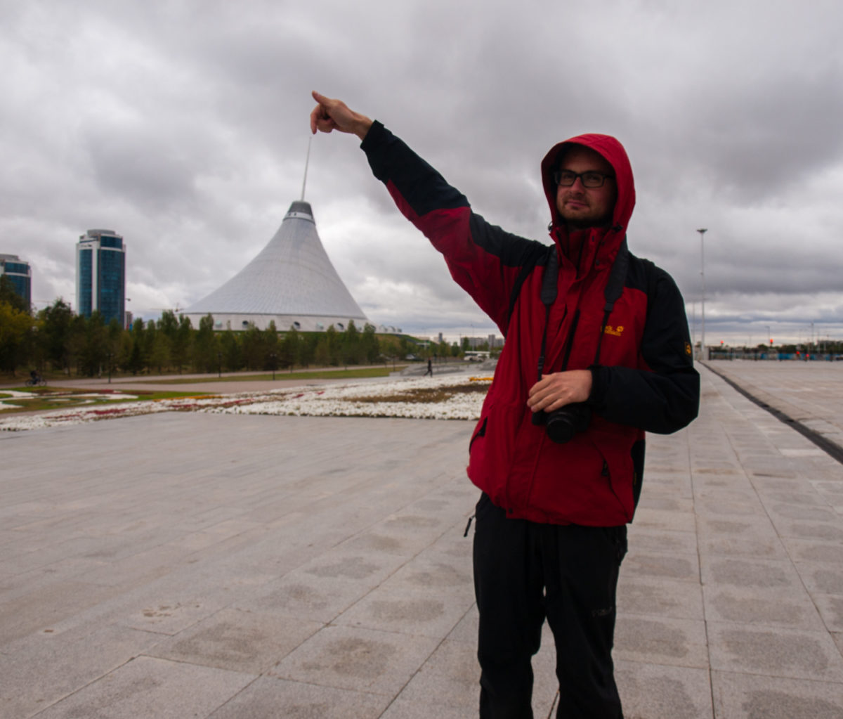 Astana atrakcje