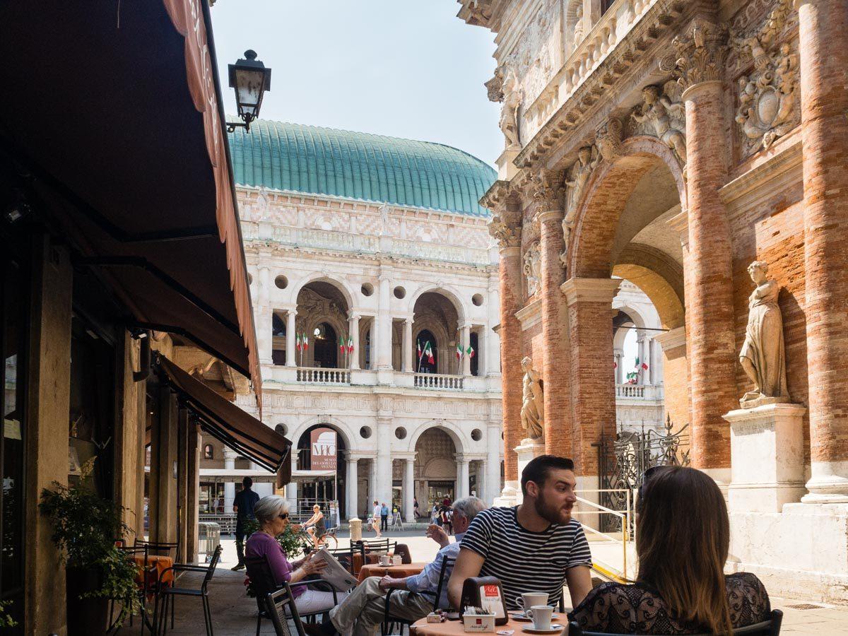 Vicenza basilica palladina