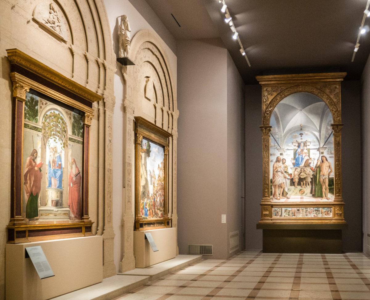 Vicenza galeria sztuki