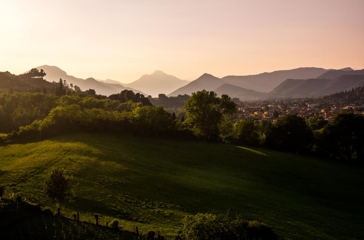Bergamo okolice