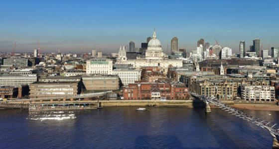 Najbardziej magiczne miasto świata, czyli Londyn Harry'ego Pottera