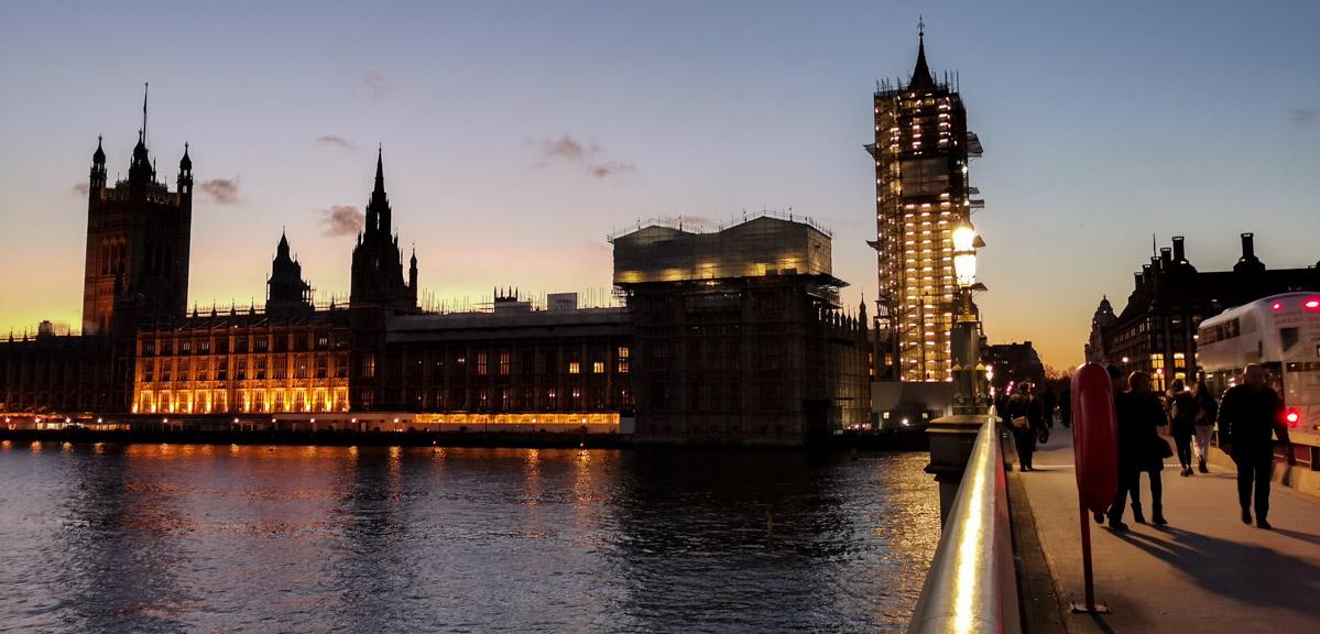 Najlepsze miejsca, w których można podłączyć się do Londynu