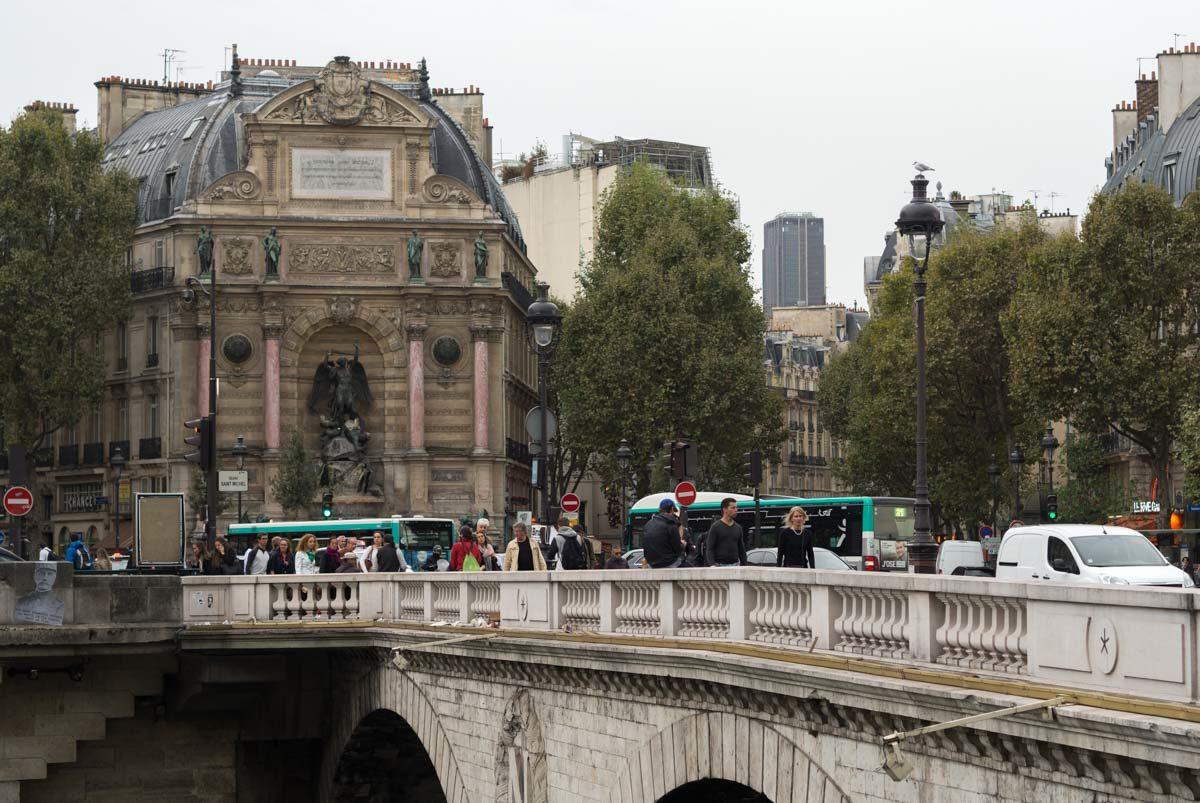 Plac Saint-Michel